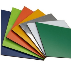 Алюминиевая композитная панель 0,21 мм (3х1500х4000 мм)